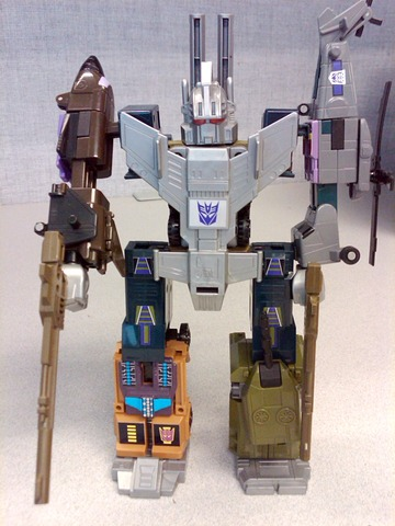 Transformers Bruticus Generation 1