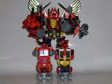 Transformers Predaking Generation 1