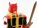 Transformers Headstrong Generation 1