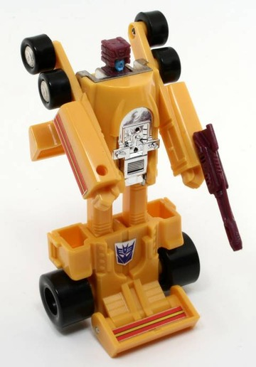 Transformers Drag Strip Generation 1