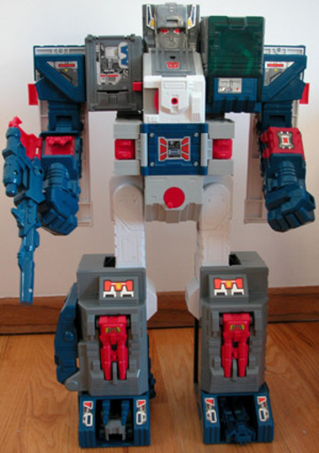 Transformers Fortress Maximus Generation 1