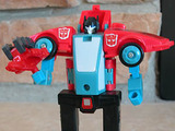 Transformers Pointblank w/ Peacemaker Generation 1