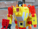 Transformers Sureshot w/ Spoilsport Generation 1