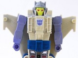 Transformers Needlenose w/ Sunbeam & Zigzag Generation 1
