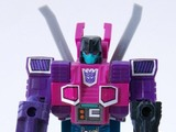 Transformers Spinister w/ Hairsplitter Generation 1