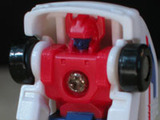 Transformers Rescue Patrol Fixit Generation 1