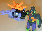 Transformers Banzai-Tron w/ Razor-Sharp Generation 1