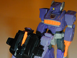Transformers Shockwave w/ Fistfight Generation 1