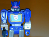Transformers Soundwave w/ Wingthing Generation 1