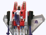 Transformers Starscream Generation 2