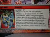 Transformers Mirage Generation 1 thumbnail 4