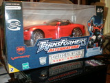 Transformers Sideswipe Alternators