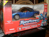Transformers Tracks Alternators