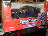 Transformers Shockblast Alternators
