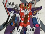 Transformers Starscream (WalMart Exclusive) Classics Series