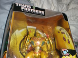 Transformers Cheetor (Beast Machines) Titanium