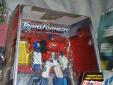 Transformers Optimus Prime (War Within) Titanium