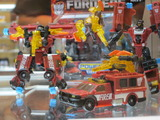 Transformers Smolder w/ Chopster Power Core Combiners