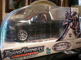 Transformers Nemesis Prime (SDCC Exclusive) Alternators