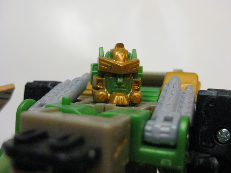 Transformers Axalon Rhinox BotCon Exclusive