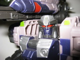 Transformers Darksyde Megatron BotCon Exclusive