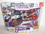 Transformers Dark Crumplezone Unicron Trilogy