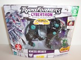 Transformers Nemesis Breaker Unicron Trilogy