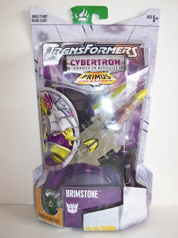 Transformers Brimstone Unicron Trilogy