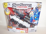 Transformers Cybertron Defense Red Alert Unicron Trilogy