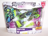 Transformers Crumplezone Unicron Trilogy