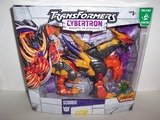 Transformers Scourge Unicron Trilogy