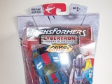 Transformers Blurr Unicron Trilogy