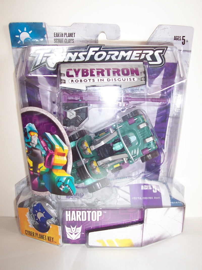 Transformers Hardtop Unicron Trilogy