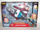 Transformers Jetfire Unicron Trilogy