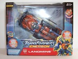 Transformers Landmine Unicron Trilogy