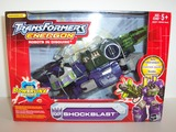 Transformers Shockblast Unicron Trilogy