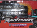 Transformers Scourge (Toys R Us Exclusive) Robots In Disguise