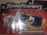 Transformers Prowl (Blue) Robots In Disguise