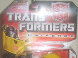 Transformers Sunstreaker Classics Series thumbnail 3
