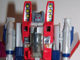 Transformers 22: Starscream Generation 1 (Takara)