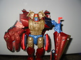 Transformers T-Wrecks Beast Era