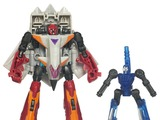 Transformers Darksteam w/ Razorbeam Power Core Combiners