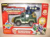 Transformers Energon Ironhide Unicron Trilogy