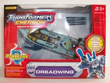 Transformers Dreadwing Unicron Trilogy