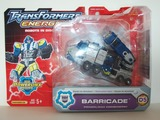 Transformers Barricade Unicron Trilogy