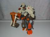 Transformers Hoist w/ Refute Unicron Trilogy