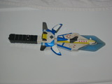 Transformers Starsaber Sword Unicron Trilogy