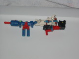 Transformers Requiem Blaster Unicron Trilogy