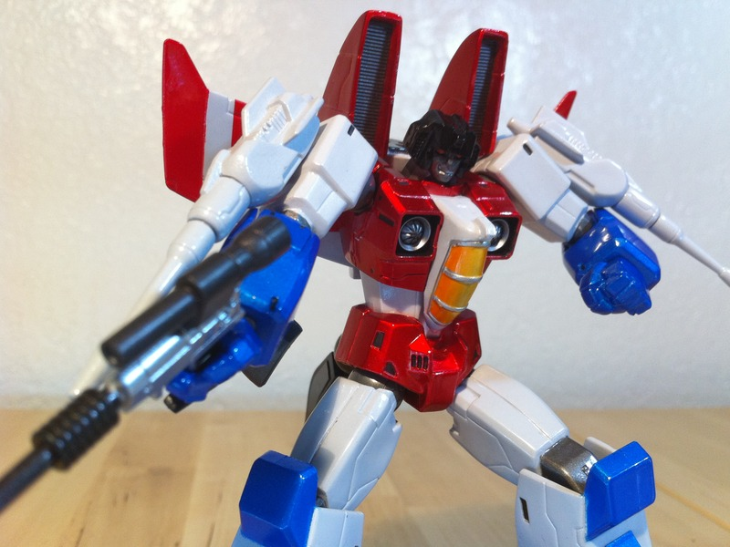 Transformers 046: Starscream Miscellaneous (Takara)