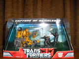 Transformers Capture of Bumblebee Transformers Movie Universe